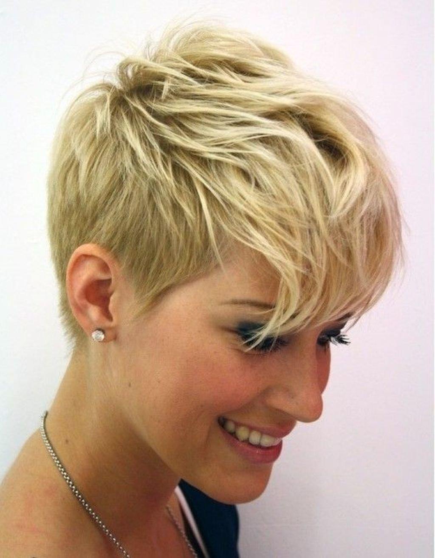 Стрижка пикси на тонкие волосы на короткие волосы