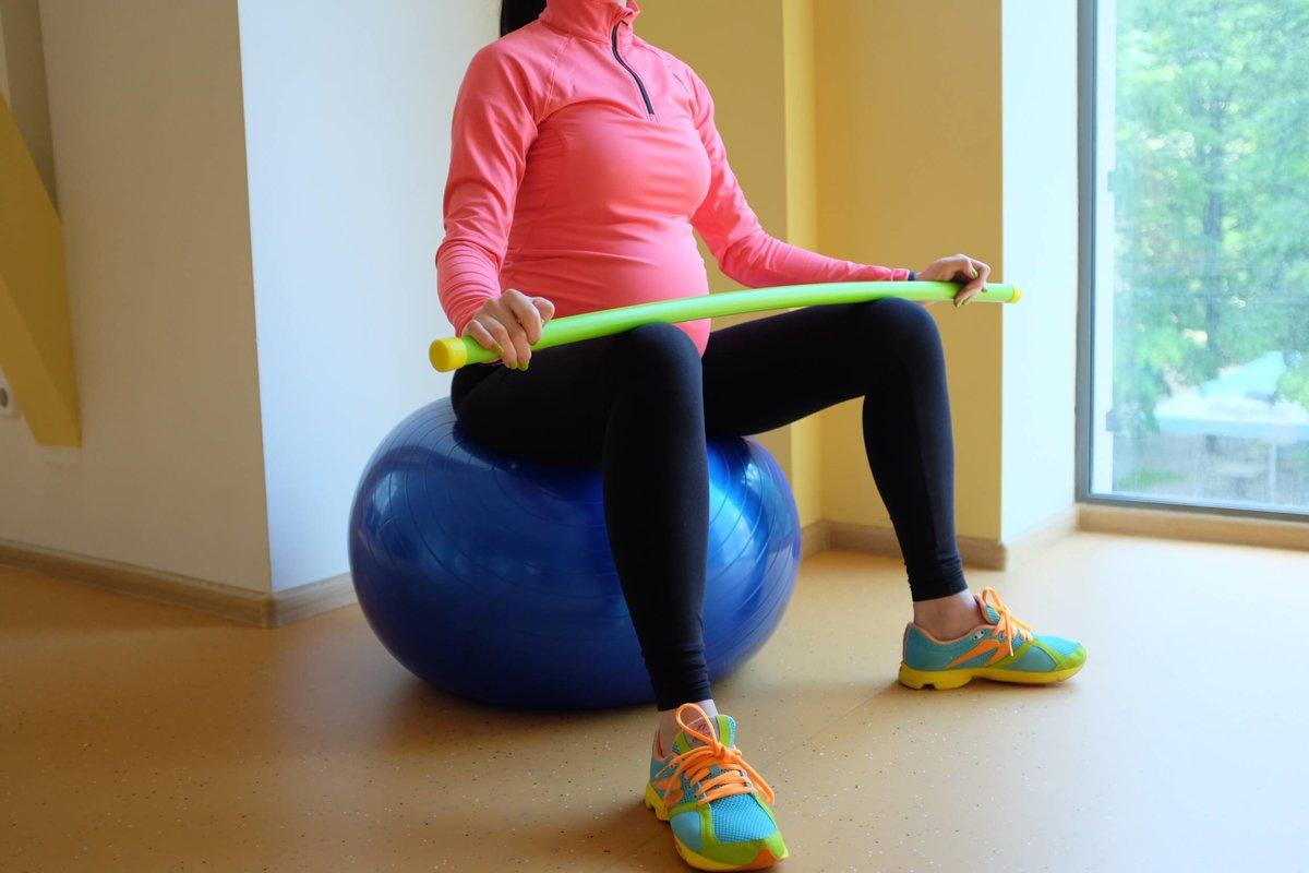 Фитнес для беременных гатчина 1
