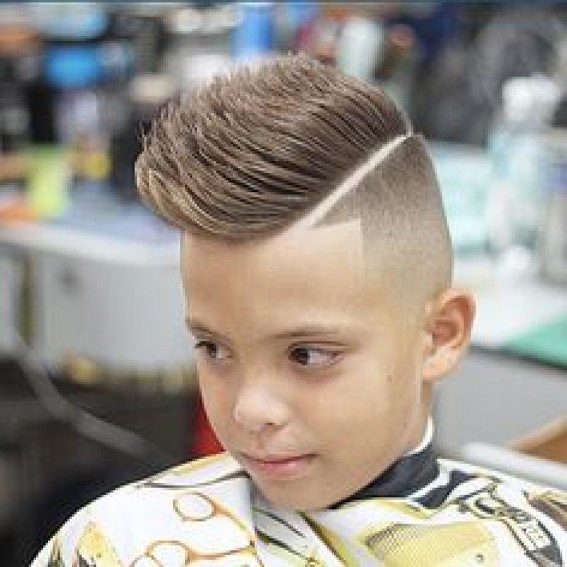 Как сделать крутую причёску для пацанов