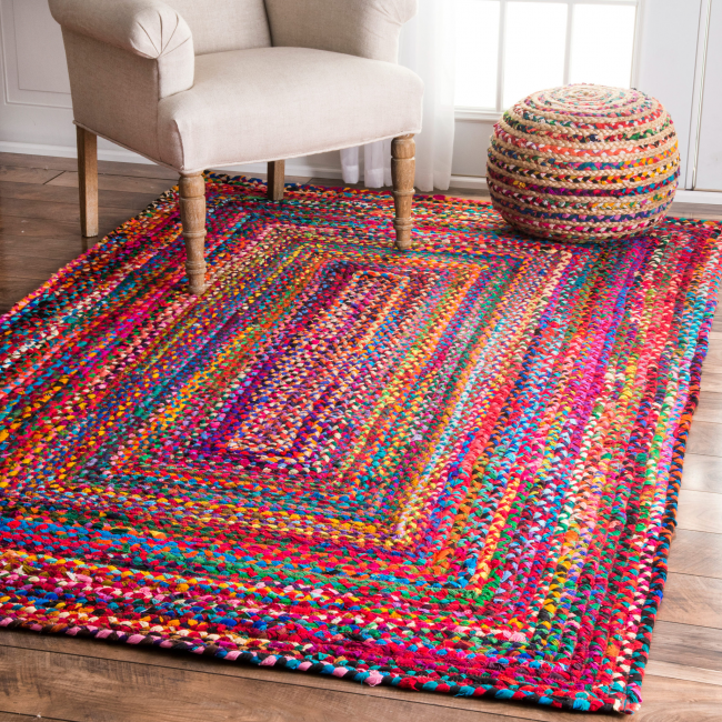 Вязать ковры своими руками 173