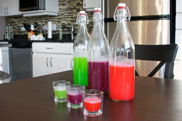 Ликер на водке в домашних условиях