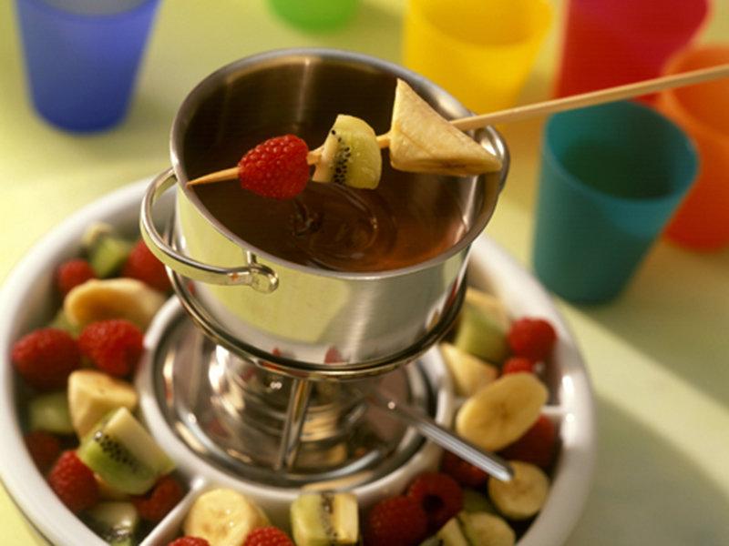 Шоколадное фондю рецепт в домашних условиях без фондюшницы