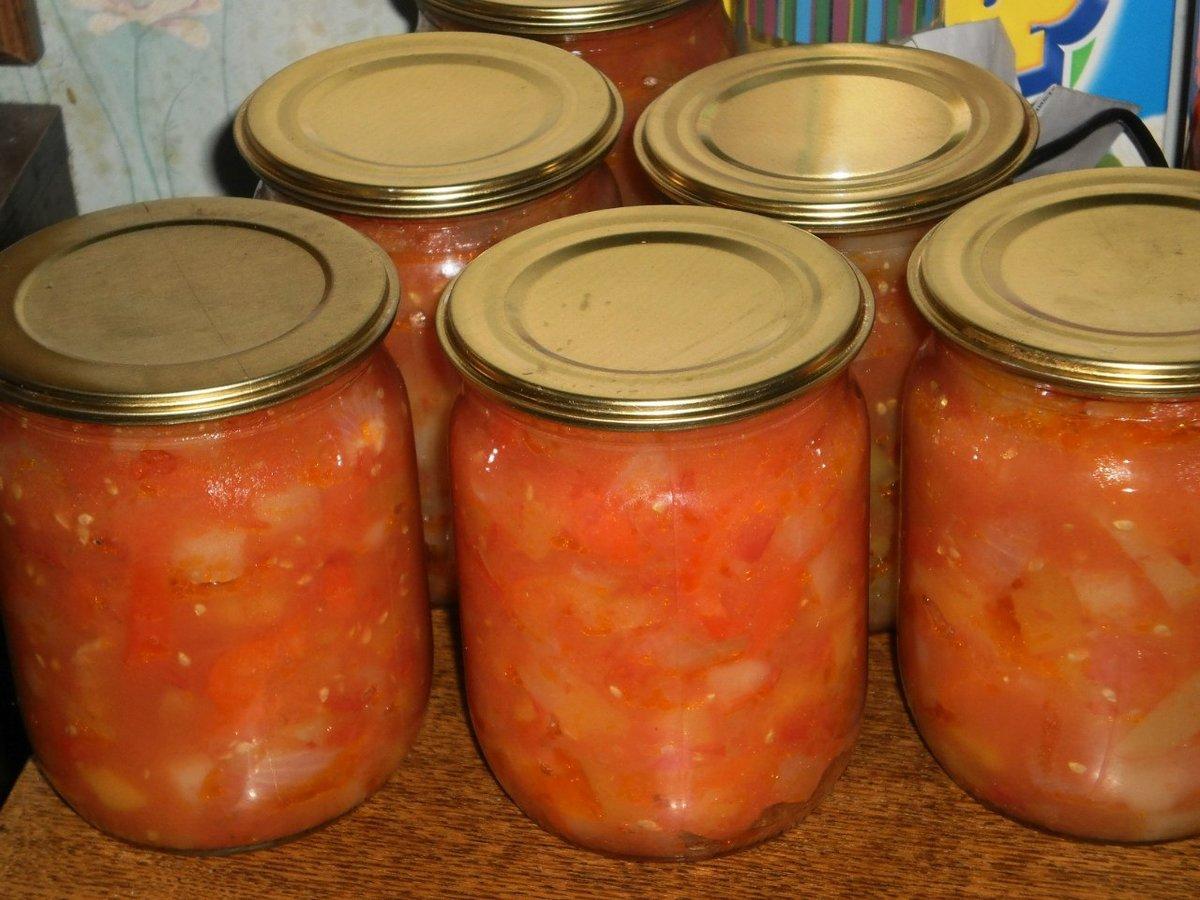 Лечо из баклажан с томатной пастой на зиму рецепты