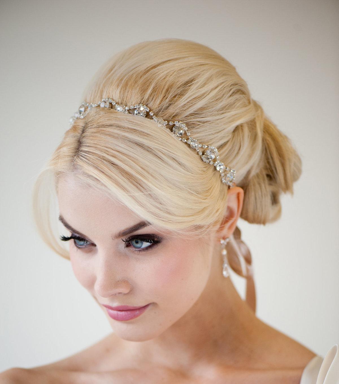 Фото красивых причесок для блондинок