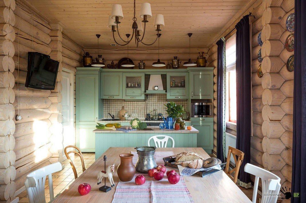 Как деревенский дом сделать уютней 621