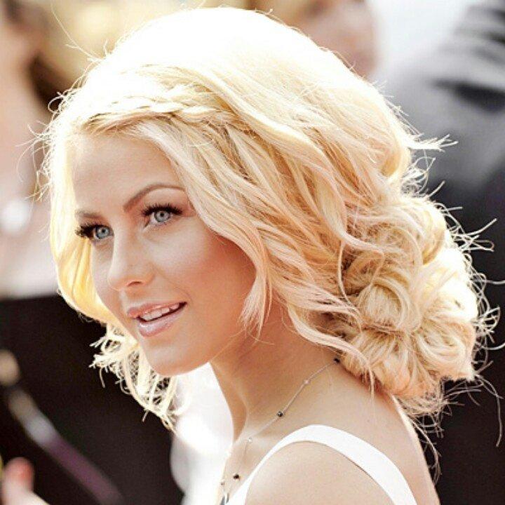 Причёски блондинок