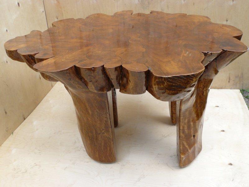 Мебель из черемухи своими руками 59