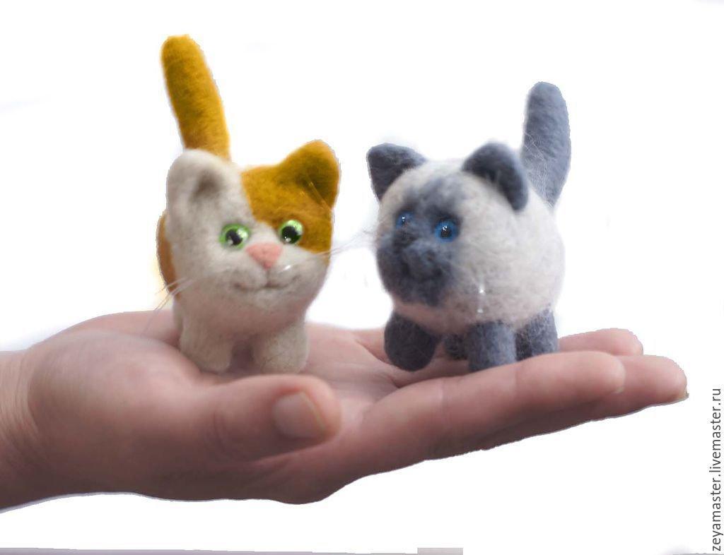 Вязаные игрушки спицами со