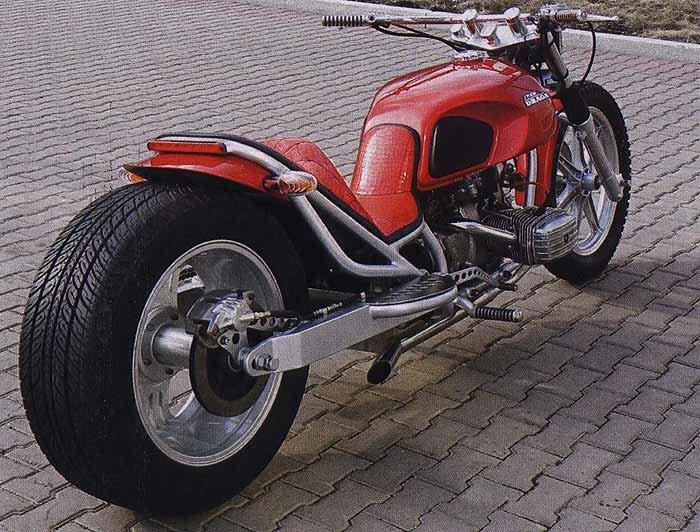 Тюнинг мотоцикла днепр своими руками 59