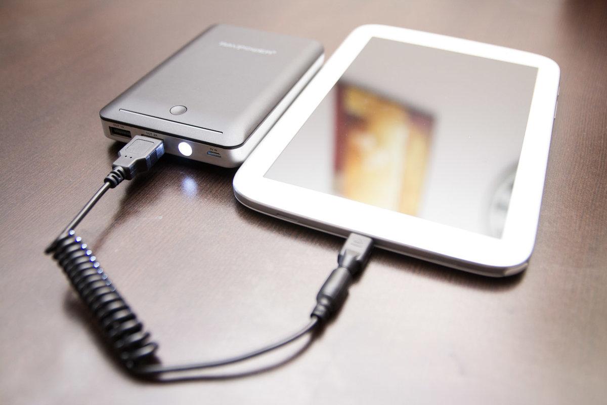Как сделать переносной аккумулятор для планшета