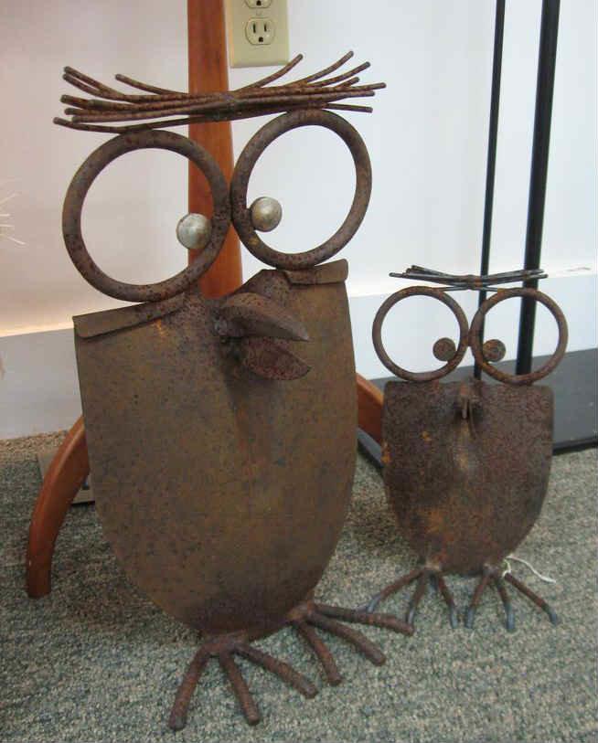 Поделки для дома из металла своими руками 40