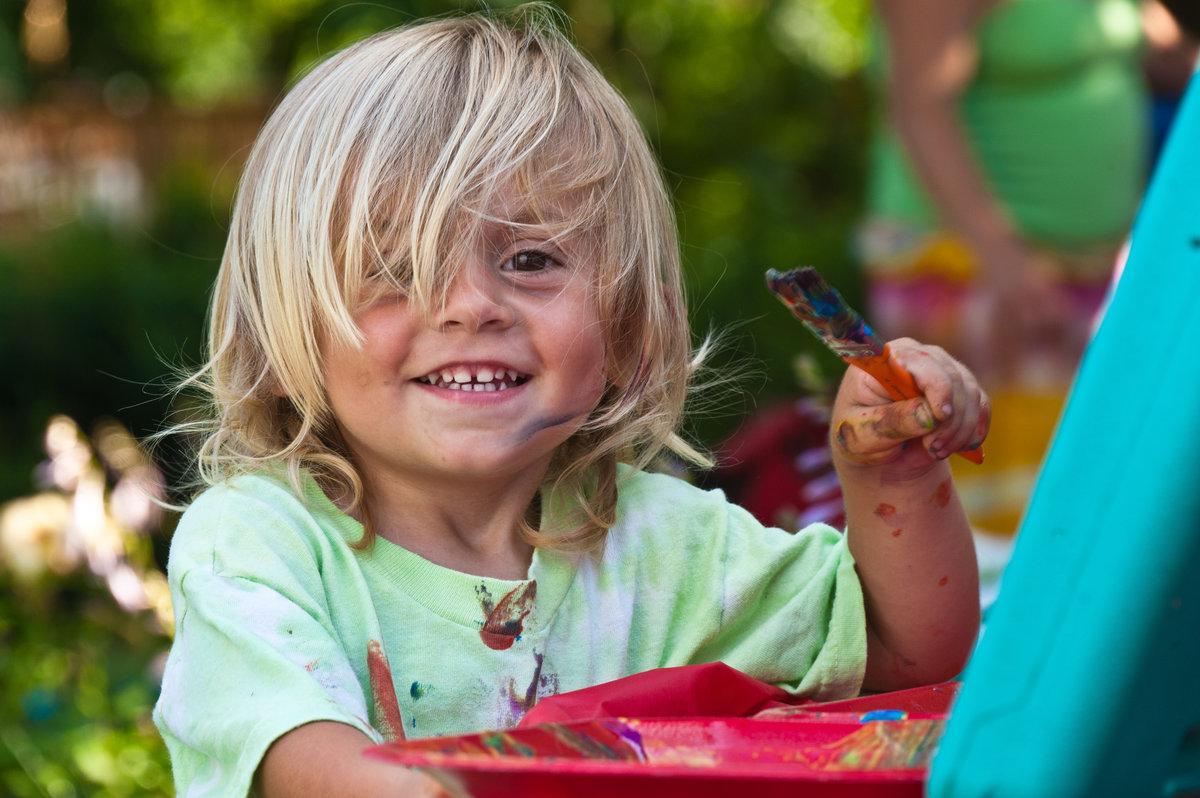 Фото ребенка 4 года