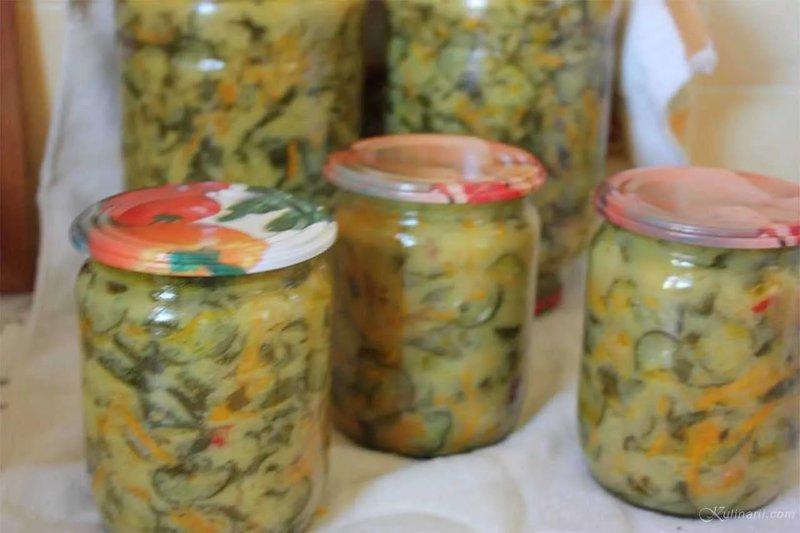Пошаговый рецепт засолки огурцов на зиму