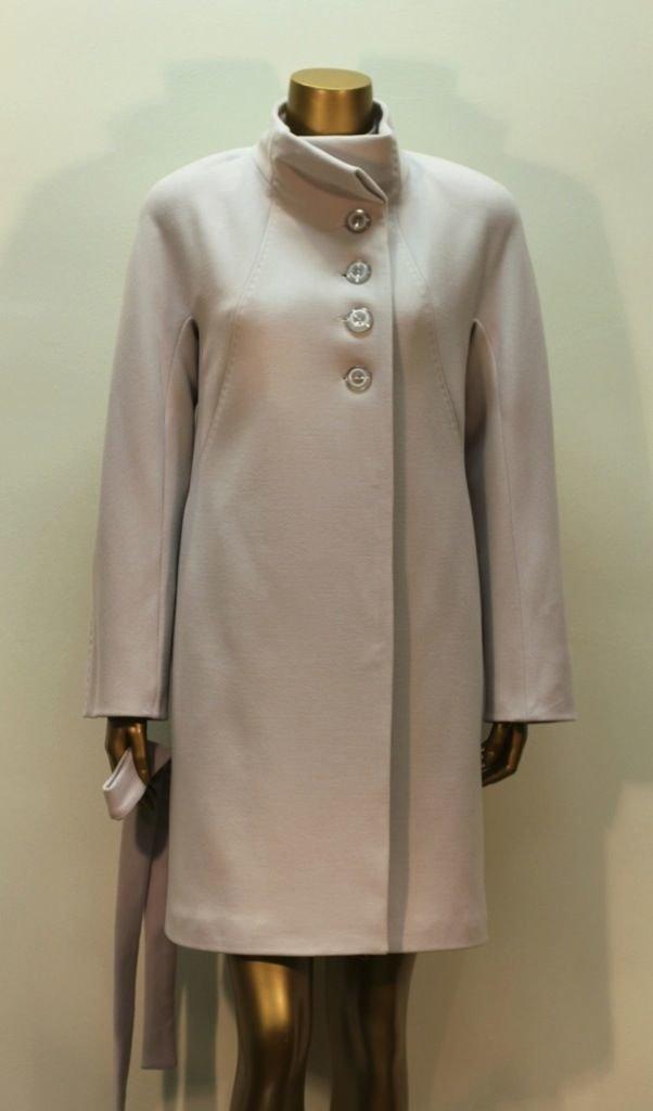 Как сшить демисезонное женское пальто в 487