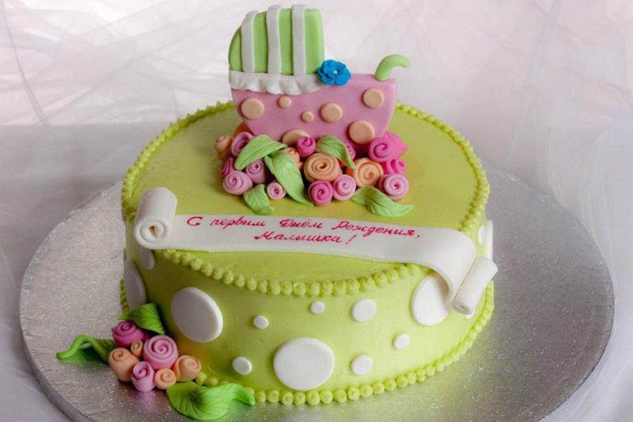 Рецепт торта на годик девочке своими руками 54