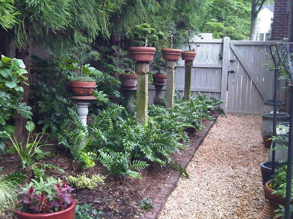 Дачные сады своими руками фото