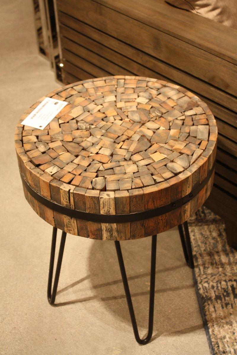 Оригинальная мебель из дерева своими руками фото 9