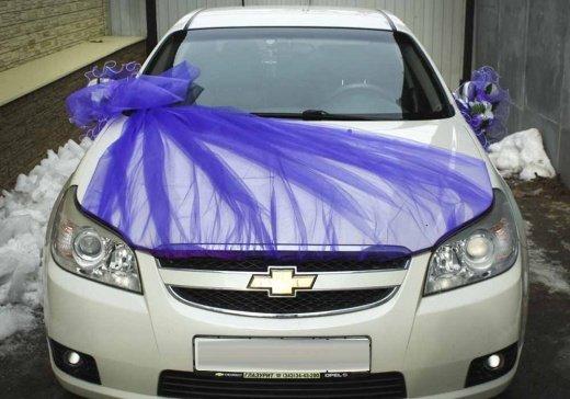 Как украсить капот машины на свадьбу своими руками 60
