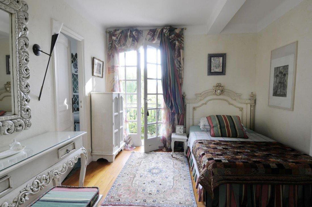 Дизайн спальни в французском стиле