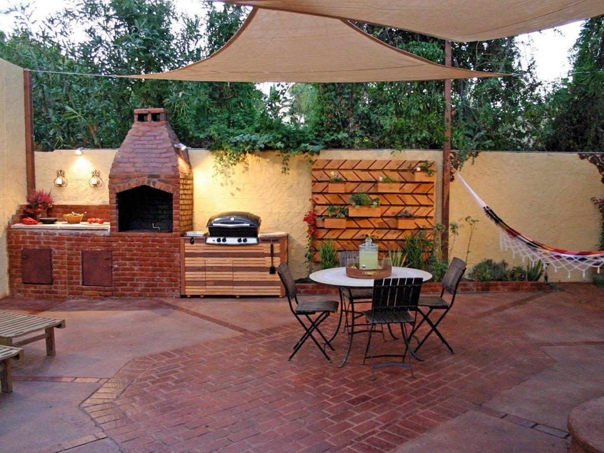 Своими руками для летней кухни 208