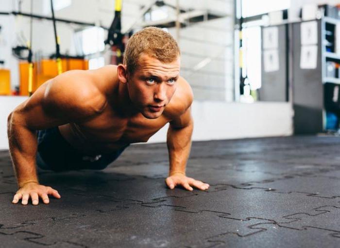Силовые упражнения для потенции