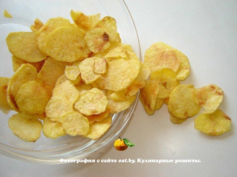 Как самому сделать чипсы 113