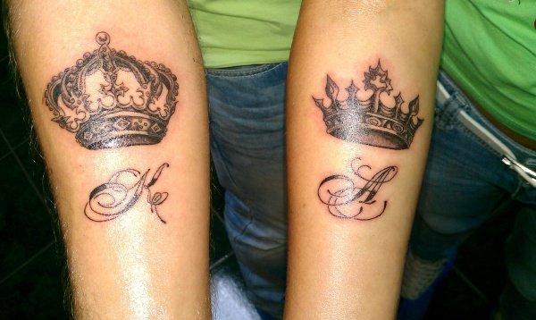 Татуировки с к 106