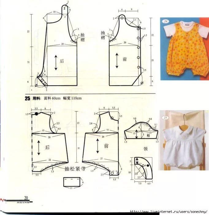 Сшить костюм для малыша своими руками 98