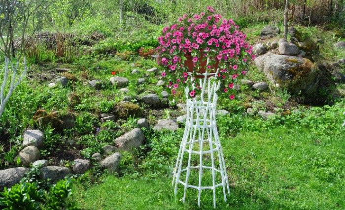 Шпалеры для цветов