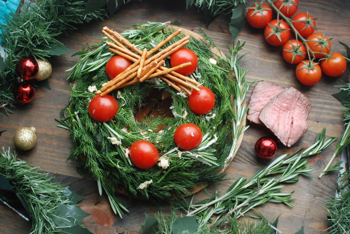 Новый год оригинальное блюдо