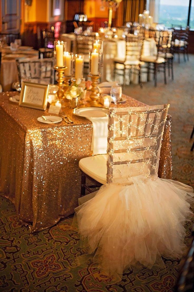 Дизайн скатерти на свадьбу