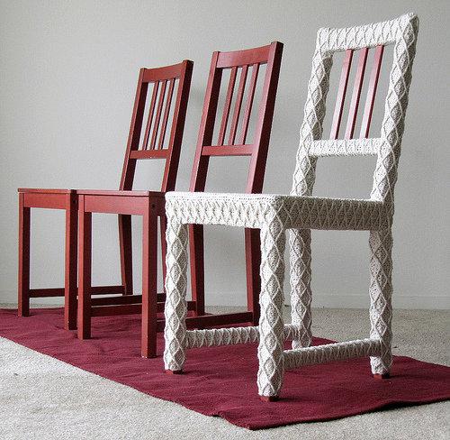 Идеи стульев своими руками