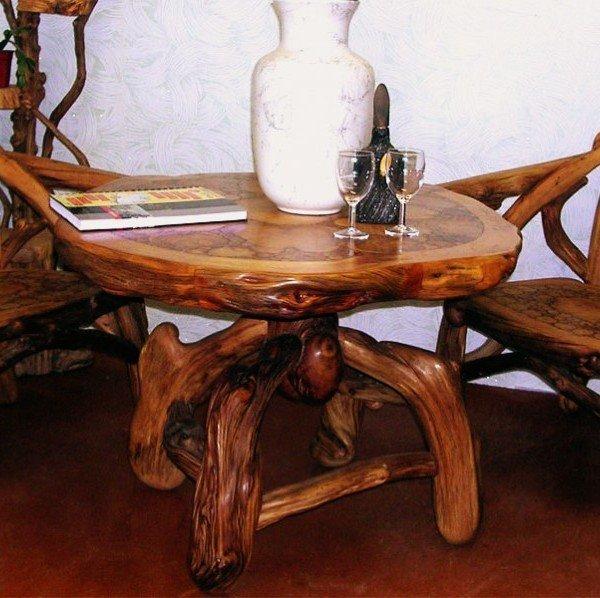 133Мебель из дерева в домашних условиях с фото