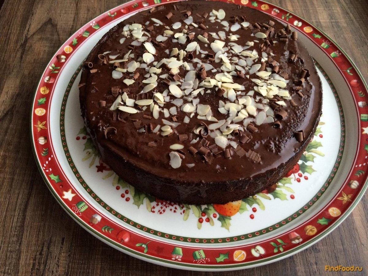 Торт черный принц рецепт в домашних условиях