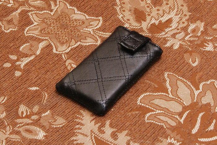 Шьем чехол для телефона своими руками из кожи