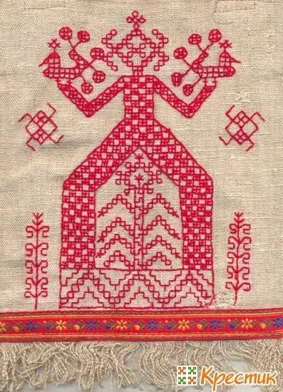 Вышивка древней руси 81