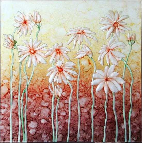 Нарисовать картину своими руками акриловыми красками