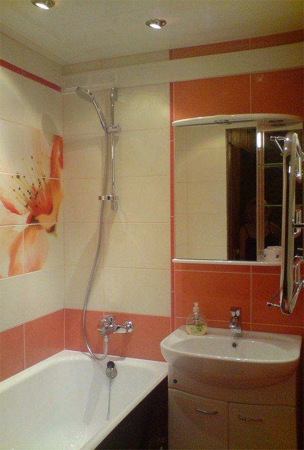 Фото ремонта в очень маленьких ванных