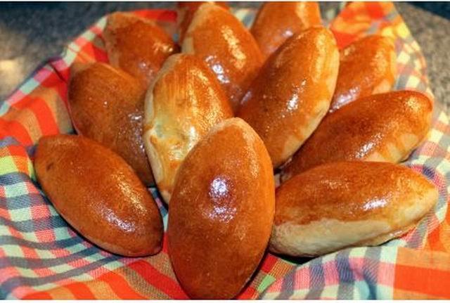 Рецепты пирожков картошкой фото