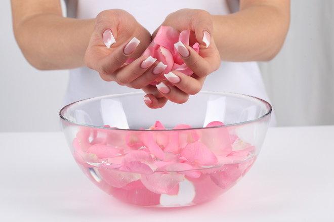 Из чего сделать ванночку для ногтей в домашних условиях 329