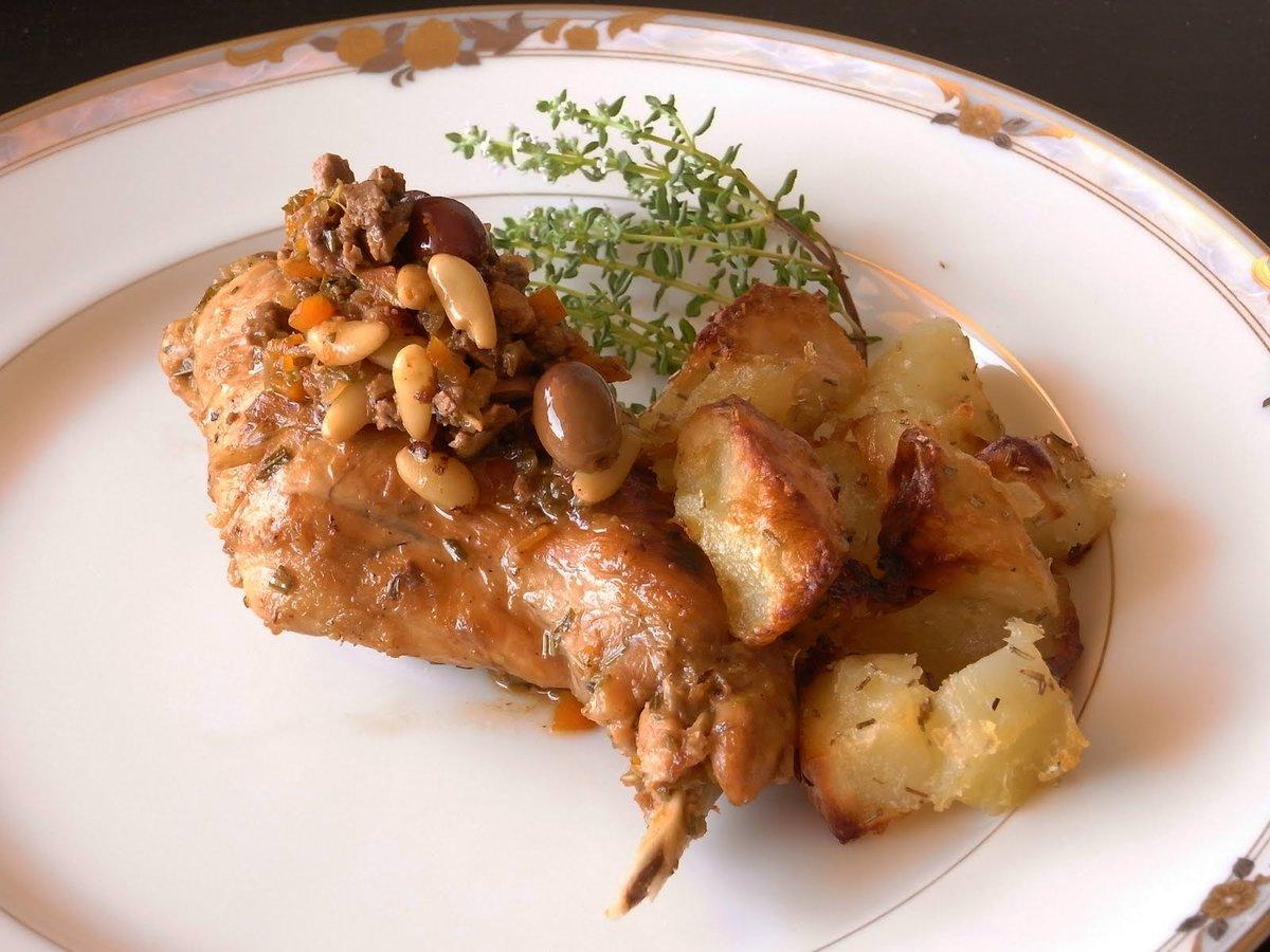 Приготовление мяса кролика рецепт