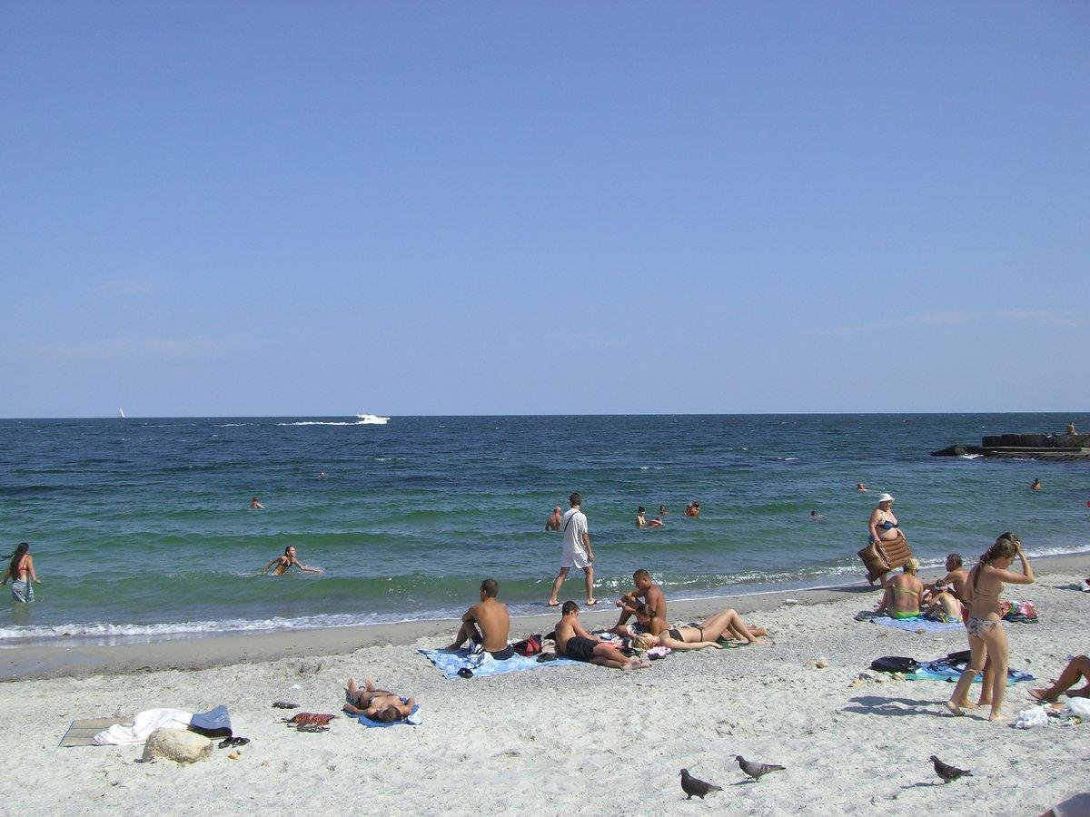 Фото с пляжа россии