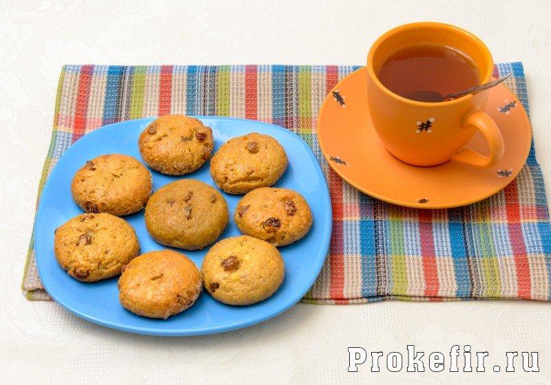 Овсяные печенья рецепт пошагово
