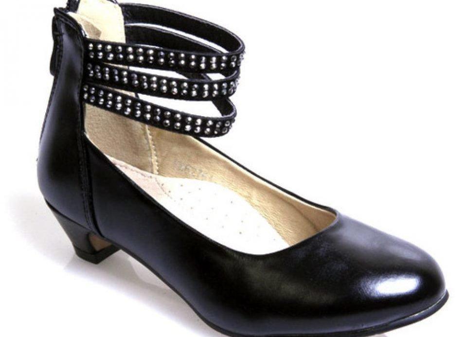 Туфли для девочки в школу в рф