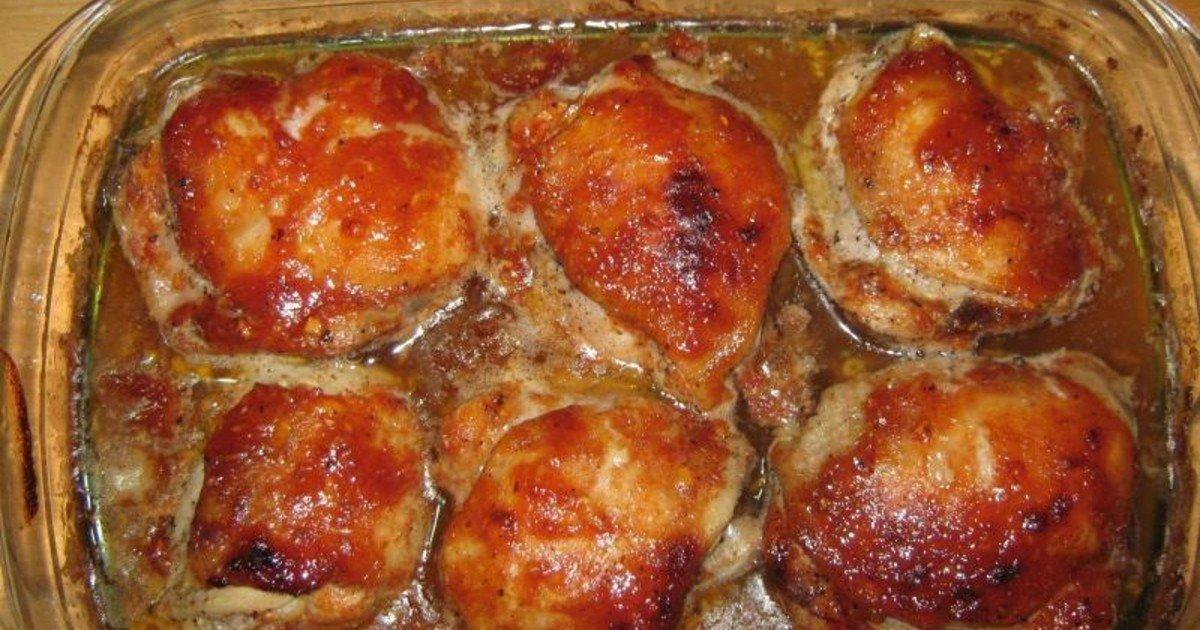 Рецепт курицы в духовке с фото пошаговый рецепт с фото