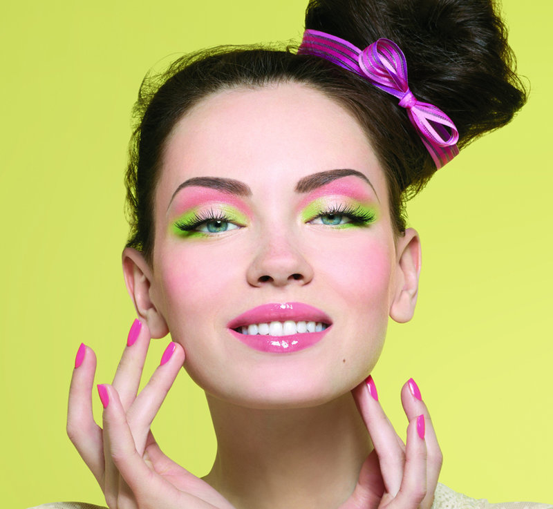 Утренний макияж для фотосессии