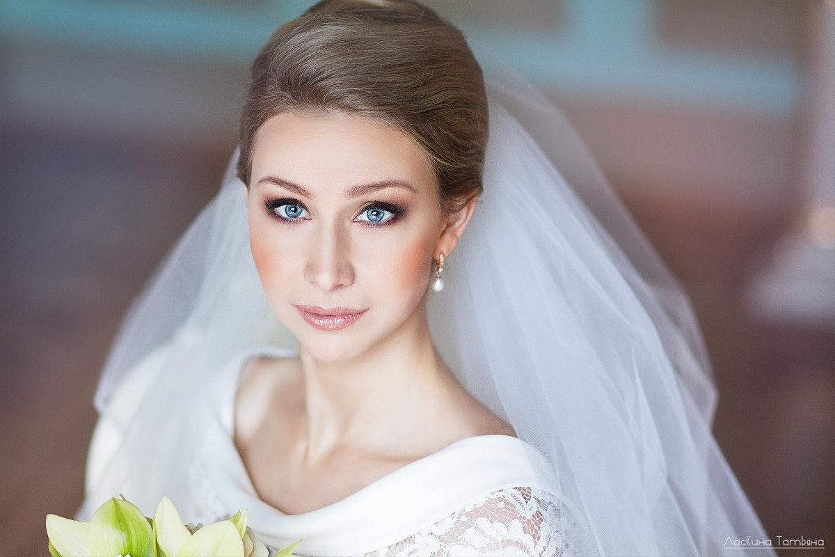 Макияж на венчание