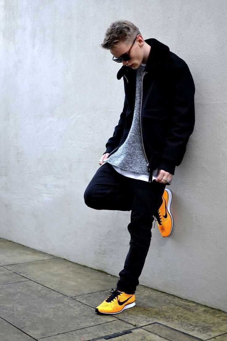 Мужская мода кроссовки фото