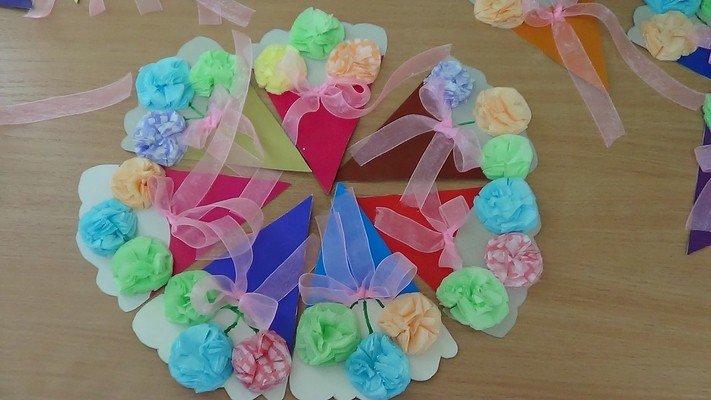 Подарок для мамы своими руками в детском саду на день матери в 54