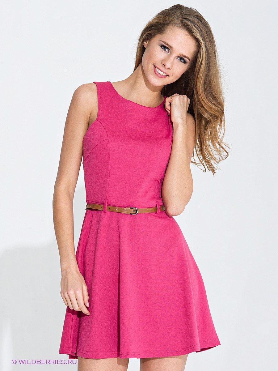 Как простое платье сделать праздничным фото